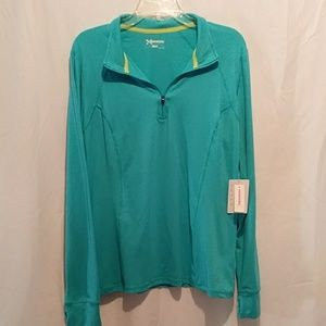 Xersion half zip top